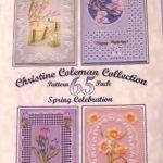 Christine Coleman Spring Celebration – CCPatternPack65 – A Card Pattern Pack Download