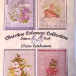 Christine Coleman Winter Celebration – CCPatternPack64 – A Card Pattern Pack Download