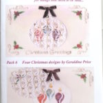 Loquenda Christmas Pack 6 – GPPatternPack06 – A Card Pattern Pack Download