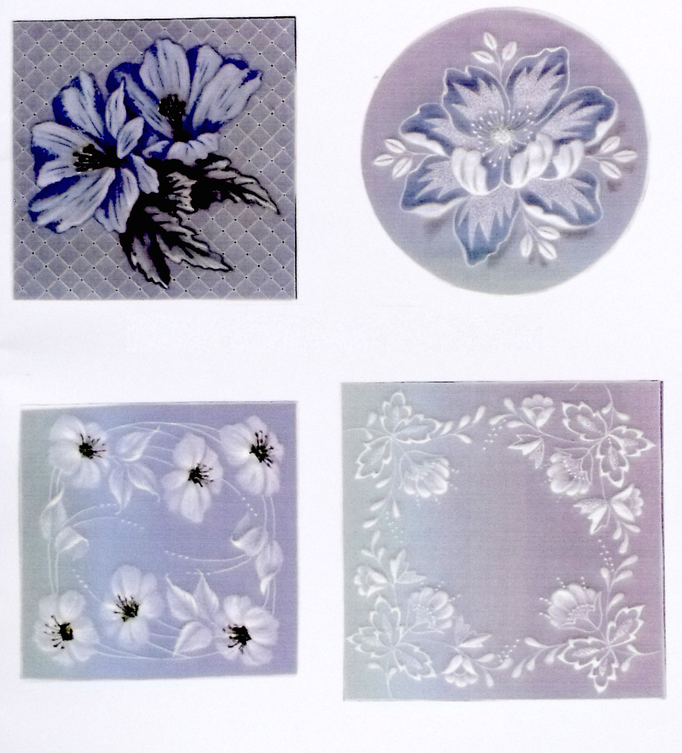 Coasters – A Pattern Pack DHProject 8 by Dorothy Holness