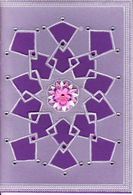 Kites – Card Pattern Download 11