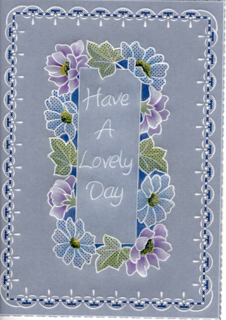 Free Downloadable Parchment Craft Patterns