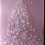 A Decorated Tree – Card Pattern Download 35