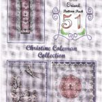 Christine Coleman The Orient pack 51 – CCPatternPack51 – A Card Pattern Pack Download