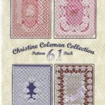 Christine Coleman Pack 61 – CCPatternPack61 – A Card Pattern Pack Download