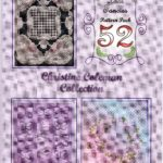 Christine Coleman Lace Fancies Pack 52 – PatternPack52 – A Card Pattern Pack Download