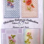 Christine Coleman Flowers & Lace – PatternPack67 – A Card Pattern Pack Download