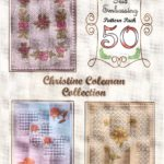 Christine Coleman Pack 50 Grid Embossing – CCPatternPack50 – A Card Pattern Pack Download