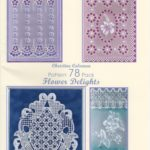 Christine Coleman Pack 78 – Flower Delights – CCPatternPack78 – A Card Pattern Pack Download