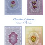 Christine Coleman Pack 74 – CCPatternPack – A Card Pattern Pack Download