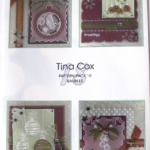 Tina Cox Pattern Pack – Baubles – TCPatternPack18 – A Card Pattern Pack Download